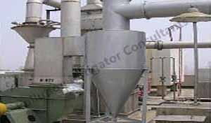 Cyclone Precipitators