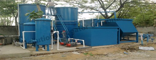 sewage treatment Plants manufactures