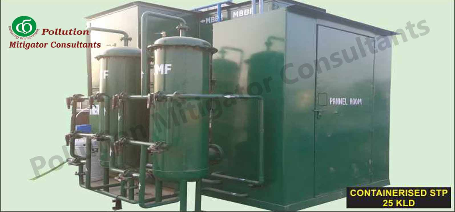 sewage treatment manufactures in delhi